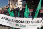 Sciopero dei medici, la protesta a Palermo