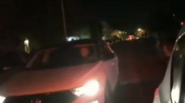 Impianti guasti, strade senza luce a Messina