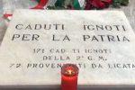 Commemorazione dei Defunti, a Palermo il ricordo dei caduti per la Patria: il video