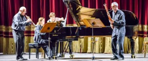 Il trio è composto da Paolo Grazia, Massimo Ferretti Incerti e Nicoletta Mezzini