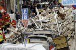 Marsiglia, crollano due palazzi in pieno centro