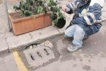 Tombini otturati a Caltanissetta, solo 450 su 5000 le caditoie pulite