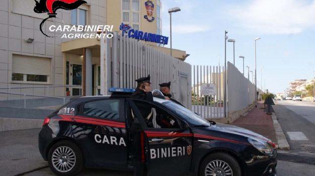 agrigento, furto villetta ribera, ribera, Davide Casà, Agrigento, Cronaca