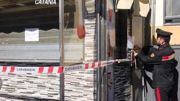 catania chiosco chiuso, san cristoforo, Catania, Cronaca
