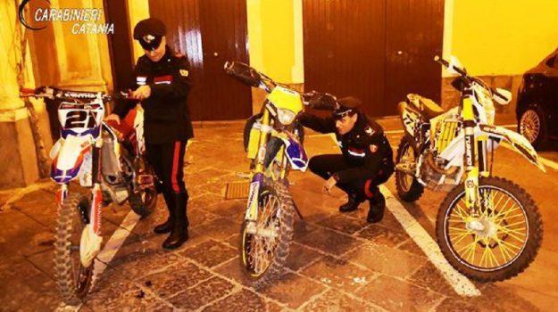 catania recuperate tre moto, Librino, Catania, Cronaca
