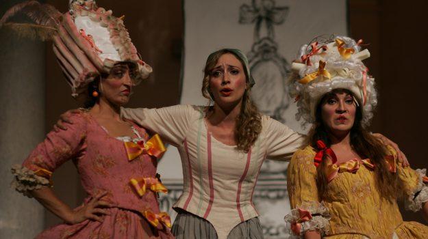 cendrillon, luglio musicale trapanese, teatro sollima, Trapani, Cultura