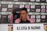 """Palermo, Falletti: """"Uno stadio così grande senza pubblico è un po' brutto..."""""""