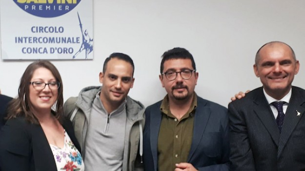 lega altavilla milicia, Elio Ficarra, Igor Gelarda, Palermo, Politica