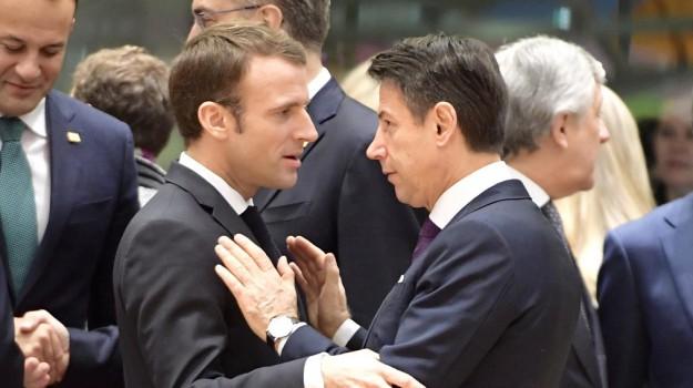 ambasciatore, scontro italia francia, Sicilia, Mondo