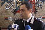 """Pizzo a San Lorenzo, i carabinieri: """"Fondamentale la collaborazione delle vittime"""""""