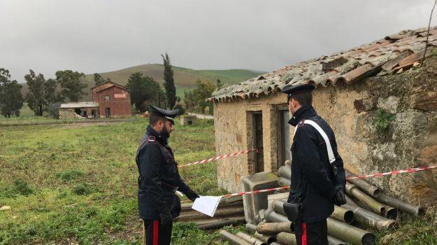 discarica di eternit ad Alimena, Palermo, Cronaca
