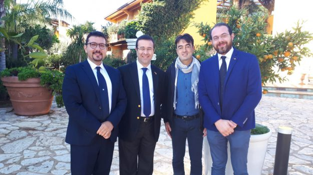 lega monreale, Igor Gelarda, Stefano Candiani, Palermo, Politica