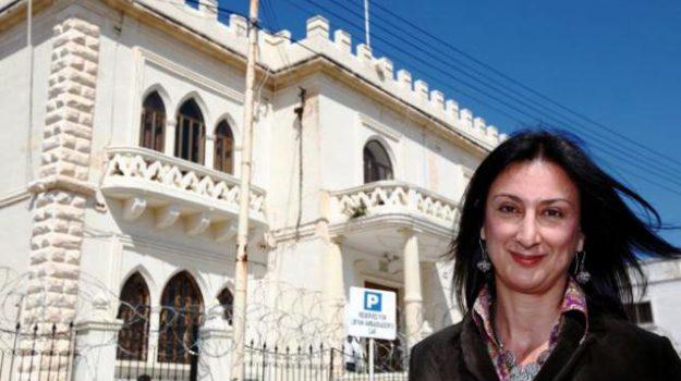malta, Daphne Caruana Galizia, Sicilia, Cronaca