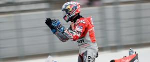 MotoGp, Dovizioso vince sotto il diluvio di Valencia