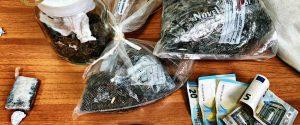 Messina, sorpreso a spacciare erba: la polizia arresta un pusher