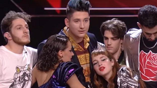 X Factor, fuori il catanese Emanuele Bertelli: il video dell'eliminazione