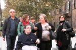 Disabili senza assistenza a Palermo, famiglie in questura presentano una denuncia