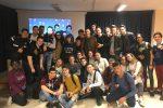 """Palermo, all'Ipssar Cascino l'attore Salvo Ficarra incontra gli studenti: """"Fate tesoro della scuola"""""""
