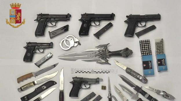 armi, maltrattamenti enna, Enna, Cronaca