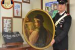 Messina, tenta di vendere online noto dipinto di scuola fiamminga: venne rubato 30 anni fa