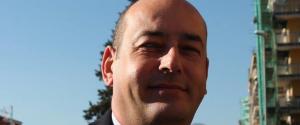 L'imprenditore Gianluca Maria Calì