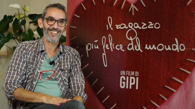 Rgs al cinema, intervista a Gipì