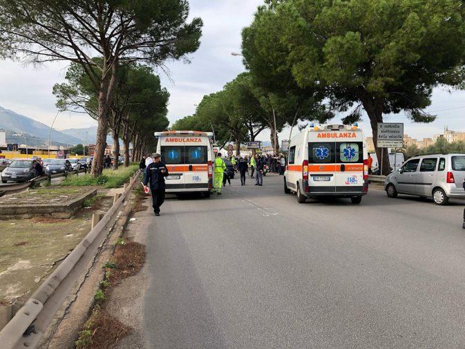 Incidente mortale con la moto a Palermo 90292f0fc82d
