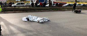 Palermo, incidente mortale in viale Regione: muore motociclista di 44 anni, traffico nel caos nel pomeriggio