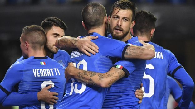 amichevole nazionale, italia-usa, Roberto Mancini, Sicilia, Sport