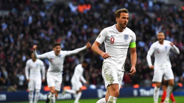 Inghilterra-Croazia, nations league, Sicilia, Sport