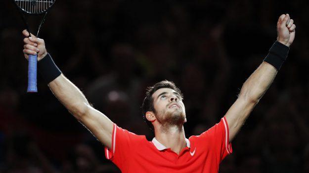 masters 1000 parigi bercy, Karen Khachanov, Novak Djokovic, Sicilia, Sport