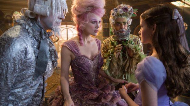 Rgs al cinema, intervista a Keira Knightley e Morgan Freeman