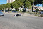 Incidente mortale in viale Regione Siciliana a Palermo: le foto dopo il terribile impatto