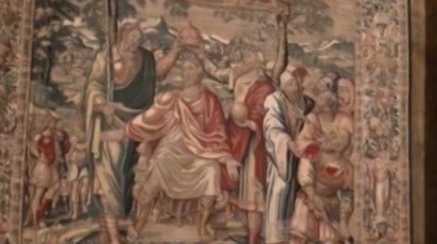 L'ex chiesa del Collegio a Marsala diventa museo degli Arazzi, al via i lavori