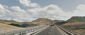 Enna, lavori ultimati sul Viadotto Mulini in direzione Catania