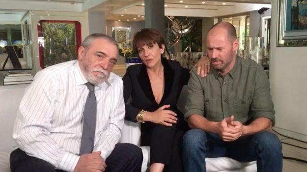 Rgs al cinema, l'intervista a Nino Frassica e Pietro Sermonti