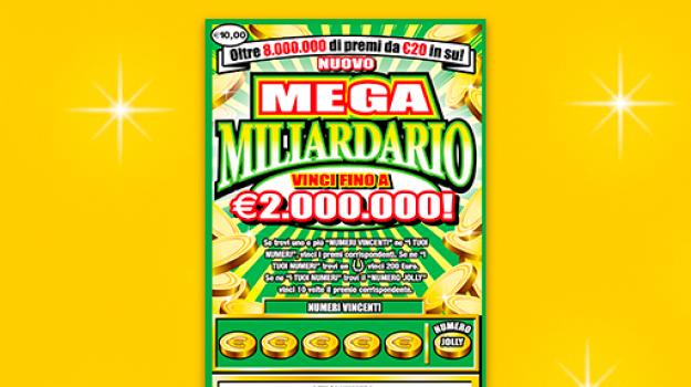 Gratta E Vinci Fortunato A Messina Vinti Due Milioni Di Euro