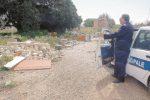 Caltanissetta, le periferie diventano discariche: giro di vite del Comune