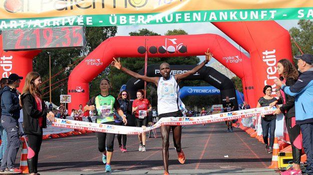 maratona di palermo, Hosea Kisorio Kimeli, Palermo, Sport