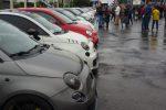 Passione automobilismo, a Riposto il raduno regionale delle Abarth: tutte le foto