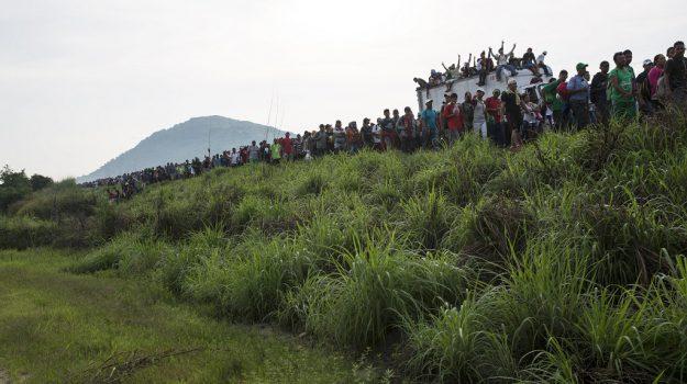 messico, migranti, rimpatri, Sicilia, Mondo