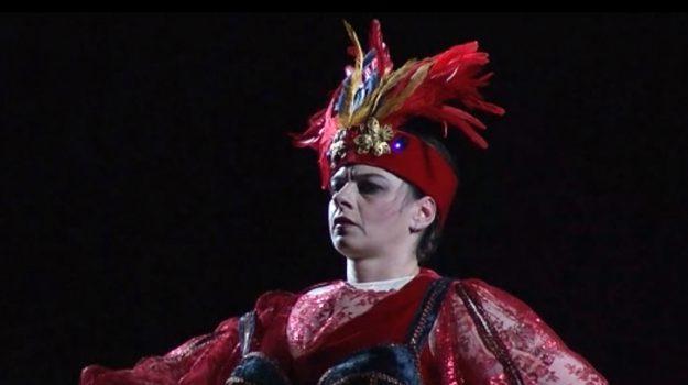La mano felice, spettacolo al teatro Massimo di Palermo