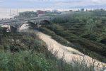 La strada che collega Casteldaccia ad Altavilla Milicia