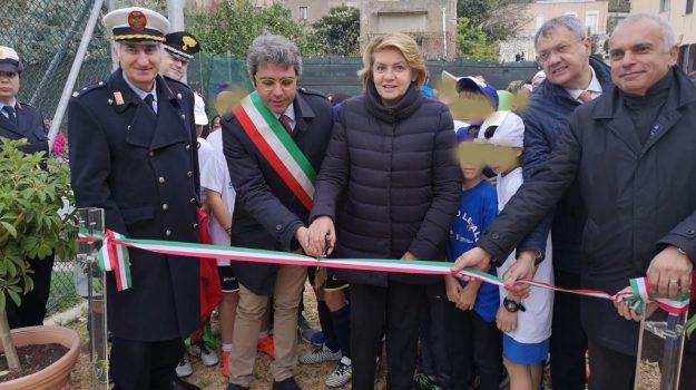 campo calcio a 5, rocco chinnici, salemi, Caterina Chinnici, Rocco Chinnici, Trapani, Sport