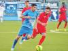 Il Siracusa sorprende il Catania, goleada in trasferta per la Sicula Leonzio
