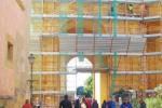 Marsala, al via i lavori per la messa in sicurezza della storica Porta Garibaldi