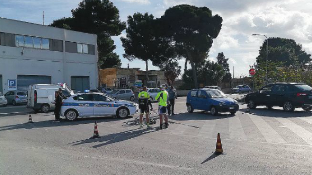 incidente trapani, Trapani, Cronaca