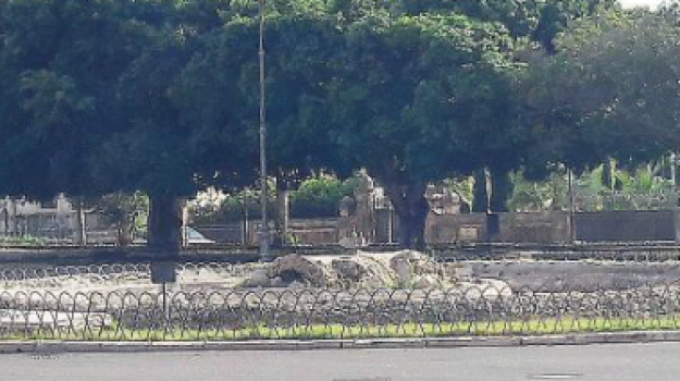 villa noto restauro, Siracusa, Cronaca