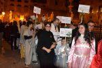 """Sfilata dei Santi nel centro storico di Palermo: """"Contro la festa di Halloween"""""""