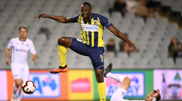 bolt calciatore, Usain Bolt, Sicilia, Sport